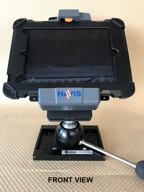 Vehicle Computer Mounts And Rail Sliders Distributed By